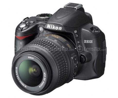Lộ ảnh Nikon D3000 và D300s