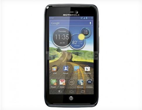 Lộ ảnh smartphone Motorola Dirana