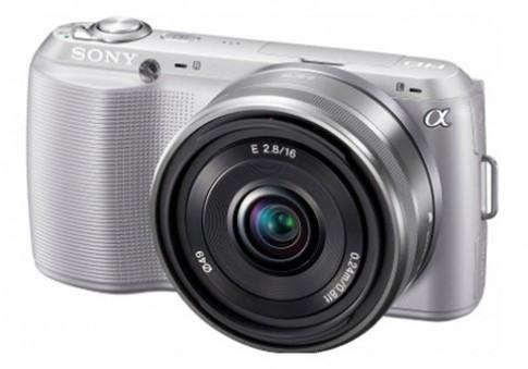Lộ ảnh Sony NEX-C3 và Alpha A35