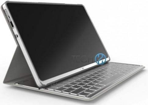 Lộ ảnh tablet lai ultrabook chạy Windows 8 của Acer