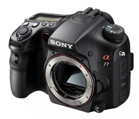 Lộ ảnh, thông số kỹ thuật chính thức của Sony A77