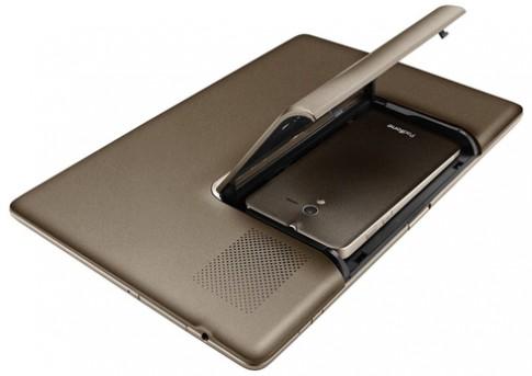 Lộ cấu hình Asus Padfone 2 pin dung lượng lớn