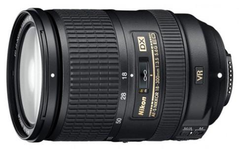 Lộ diện ống kính 18-300 mm mới của Nikon
