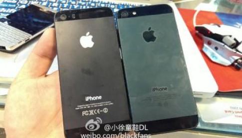 Loạt ảnh mới về iPhone 5S và 5C
