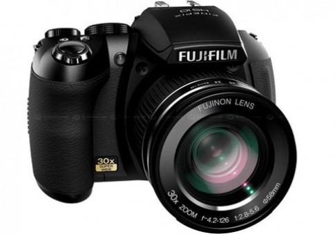 Loạt máy ảnh Fujifilm năm 2010