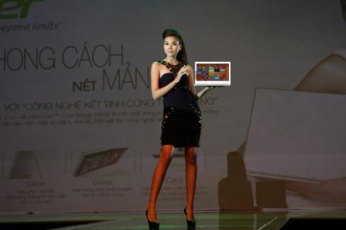 Loạt máy tính chạy Windows 8 của Acer tại Việt Nam