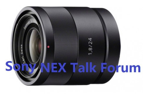 Loạt ống kính cho máy Sony NEX lộ diện