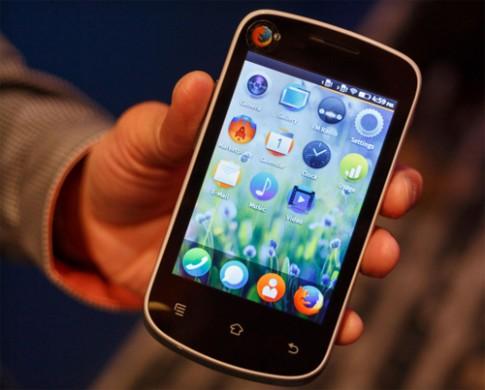 Loạt smartphone chạy Firefox OS tại MWC