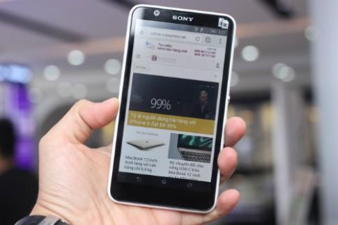 Loạt smartphone giá rẻ, chip 4 nhân mới về Việt Nam