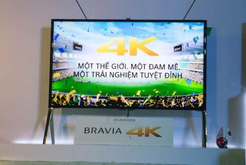 Loạt TV Bravia 2014 của Sony tại Việt Nam