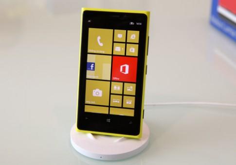 Loạt Windows Phone 8 chuẩn bị bán ở VN