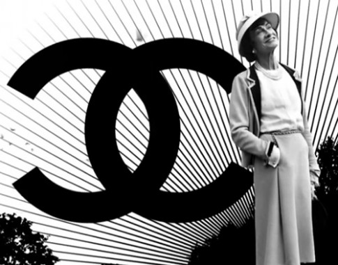 Logo thương hiệu Chanel lấy cảm hứng từ đâu