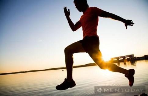 Lợi ích sức khỏe giống nhau giữa chạy bộ và thiền định