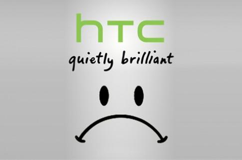 Lợi nhuận smartphone HTC giảm hơn một nửa