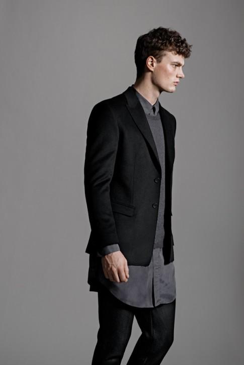Lookbook thời trang nam thu đông 2013 từ H