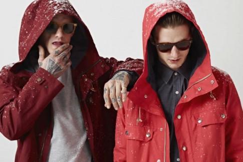 Lookbook thời trang nam thu đông 2013 từ Hentsch Man