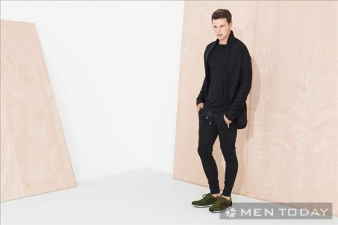 Lookbook thời trang nam thu đông 2013 từ Zara