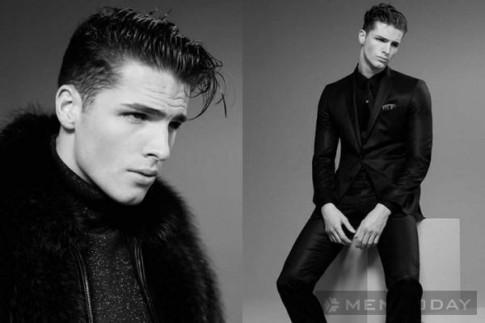 Lookbook Thu/Đông 2013 táo bạo từ Versace