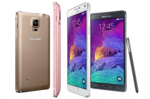 Lựa chọn giữa Galaxy Note 4 và Galaxy Note Edge