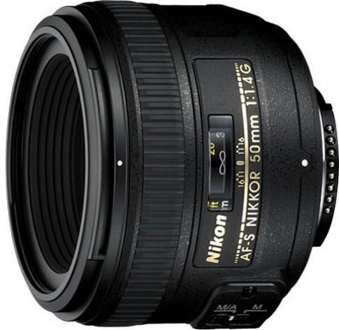 Lựa ống kính fix 50mm cho máy Nikon