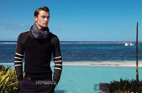 Lucas Garcez quyến rũ và lịch lãm với suit, blazer, sơ mi