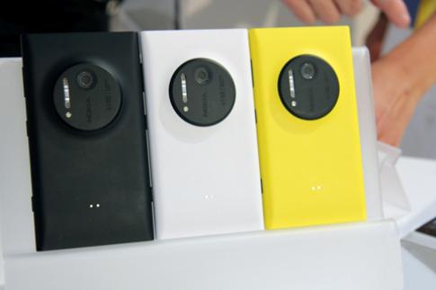 Lumia 1020 mang nhiếp ảnh vào cuộc sống