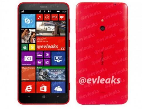 Lumia 1320 - Windows Phone màn hình 6 inch của Nokia