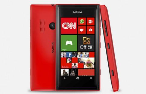 Lumia 505 chạy Windows Phone 7.8 chính thức trình làng