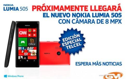 Lumia 505 giá rẻ xuất hiện ở Mexico