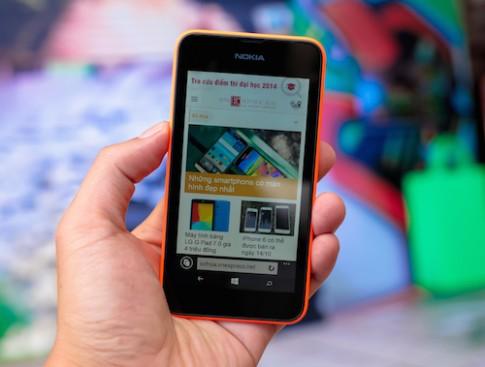 Lumia 530 ra mắt thị trường Việt, giá 2,3 triệu đồng