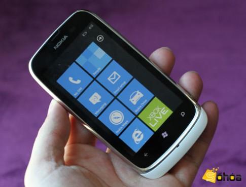 Lumia 610 giá chính hãng 4,99 triệu