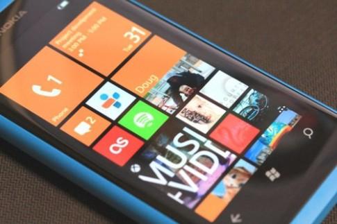Lumia 800 gặp vấn đề âm thanh trên Windows Phone 7.8
