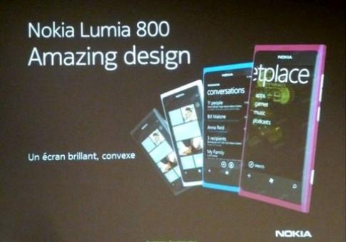 Lumia 800 them mau trang