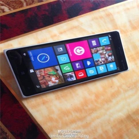 Lumia 830 lộ ảnh với thiết kế lai 1020 và 930