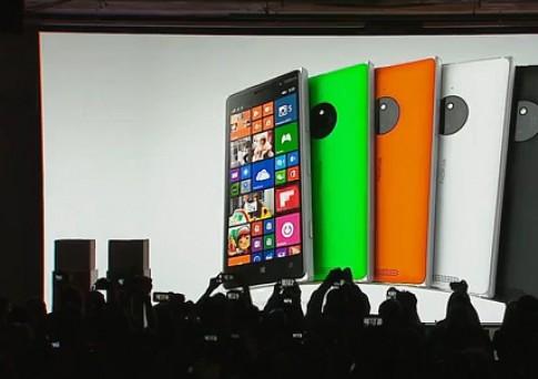 Lumia 830 và Lumia 730 trình làng tại IFA 2014