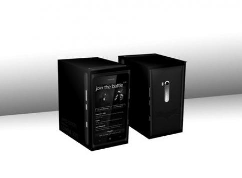 Lumia 900 phiên bản Batman đến VN