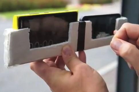 Lumia 920 bỏ xa iPhone 5 trong cuộc so tài đầu tiên