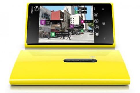Lumia 920 phô diễn khả năng quay clip