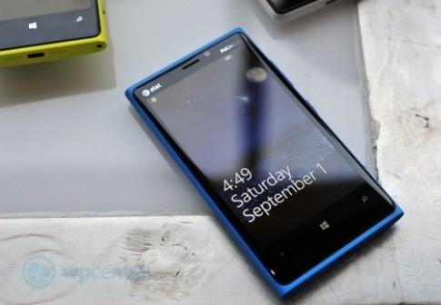 Lumia 920 sẽ được AT