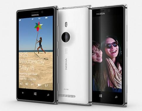 Lumia 925 chính hãng có giá 11 triệu đồng, bán ra từ 25/8
