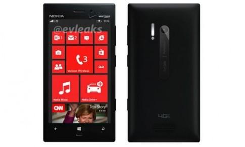 Lumia 928 và máy tính bảng Nokia Tab lộ diện