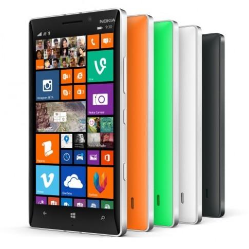 Lumia 930 chính hãng được rao giá từ 12,49 triệu đồng