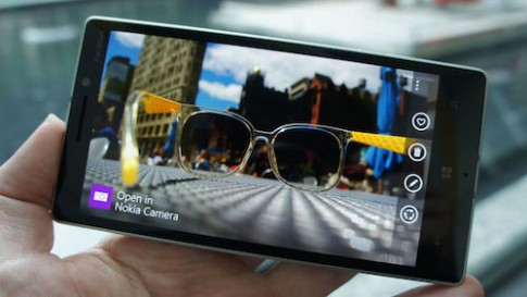 Lumia 930 với cập nhật camera mới cho đặt hàng ngày mai