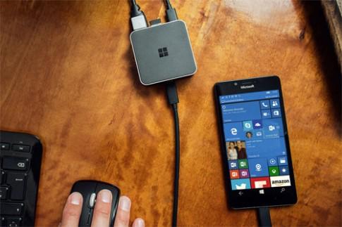 Lumia 950 là smartphone có công nghệ đột phá nhất 2015