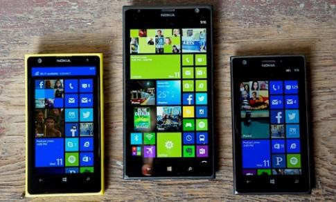 Lumia đời cũ bắt đầu có Windows Phone 8.1