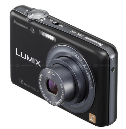 Lumix FH7 có ống kính Leica, màn hình cảm ứng
