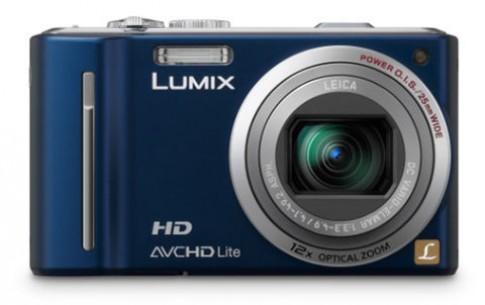 Lumix TZ10 - máy ảnh siêu zoom đa tài