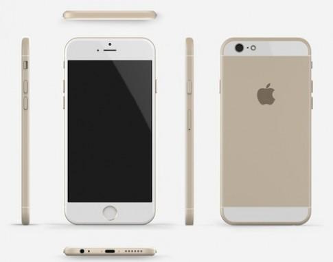 Lượng đặt hàng iPhone 6 gấp đôi iPhone 5