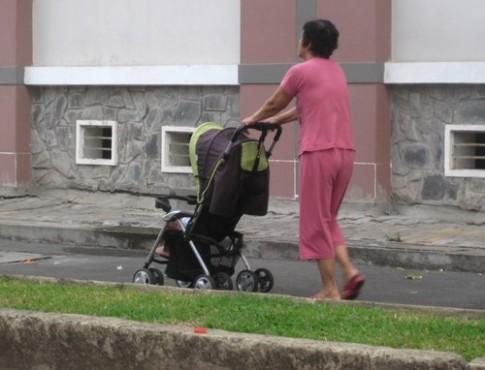 Lưu ý khi chọn mua xe đẩy cho bé
