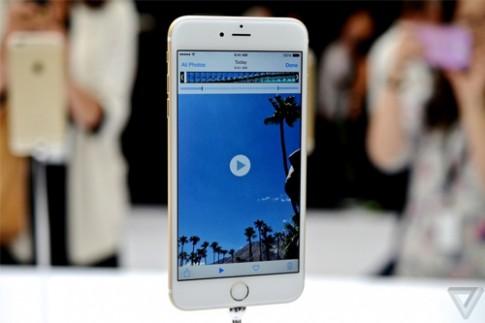 Lý do iPhone 6 và 6 Plus không có màn hình sapphire